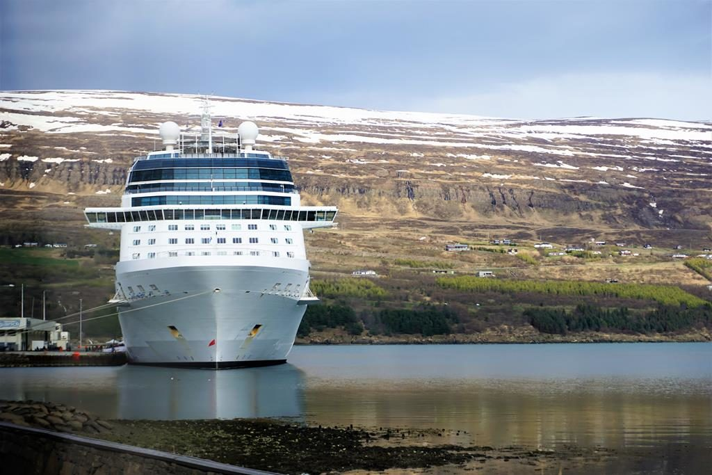 Jewels of the North in Akureyri, Iceland