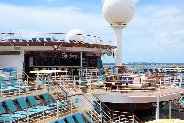 Mariner of the Seas Bars