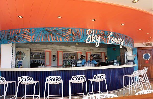 Sky Lounge on Mariner of the Seas Ship Scorecard