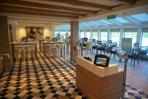 Inside Food Republic on Norwegian Bliss