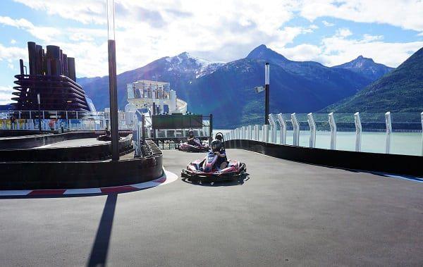 Norwegian Bliss Racetrack