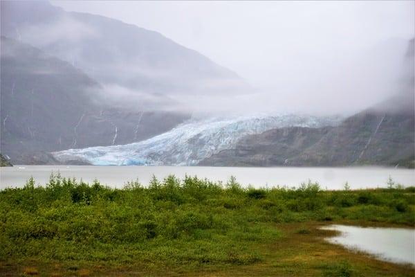 Mendenhall Glacier National Park
