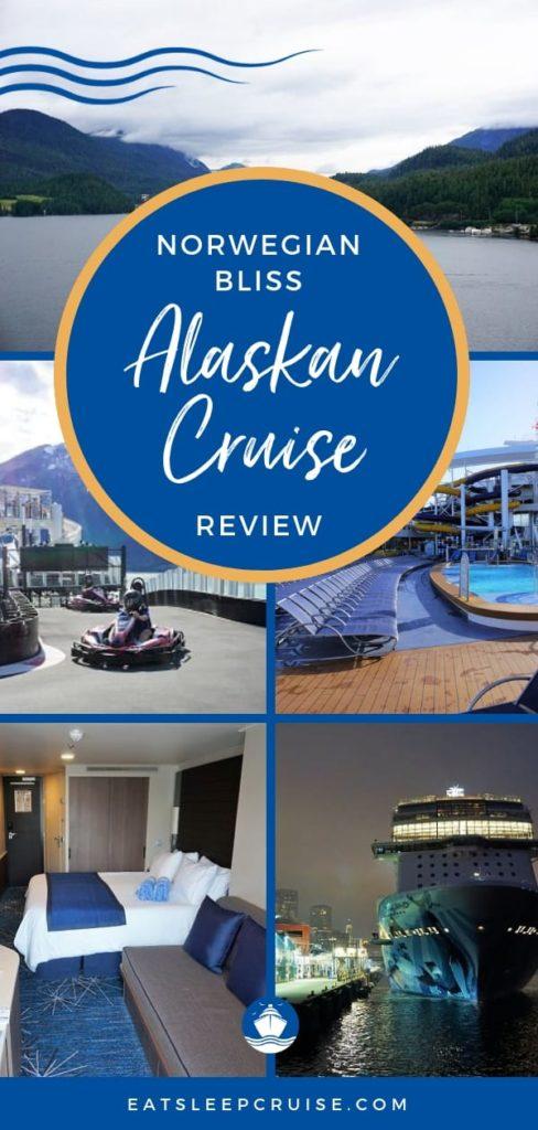 Norwegian Bliss Alaska Cruise Review