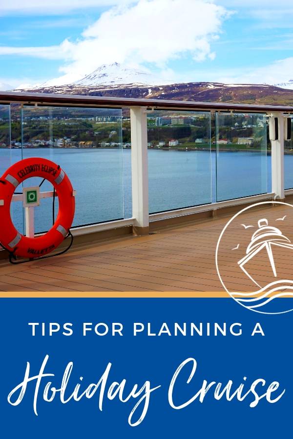 Planning a Holiday Cruise