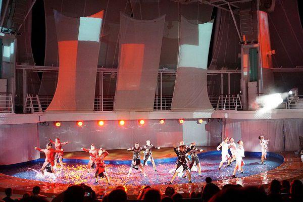 HIRO on Symphony of the Seas