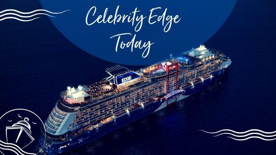 Celebrity Edge Today Daily Activities
