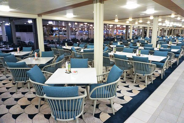 Celebrity Edge Oceanview Cafe