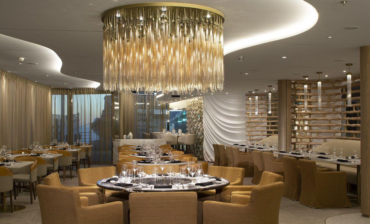 Celebrity Edge Restaurant Menus and Guide | EatSleepCruise.com
