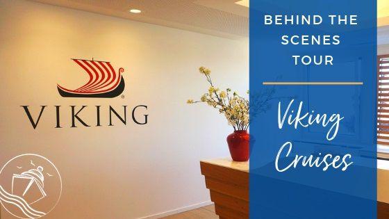 Behind the Scenes Look at Viking Cruises