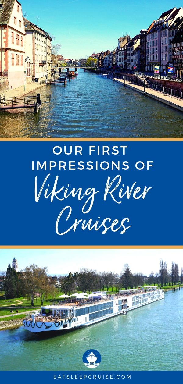 Our First Impressions of Viking River Cruises