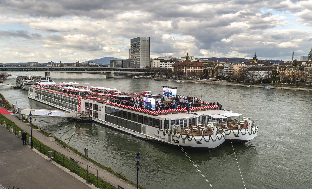 Viking Cruises Behind the Scence