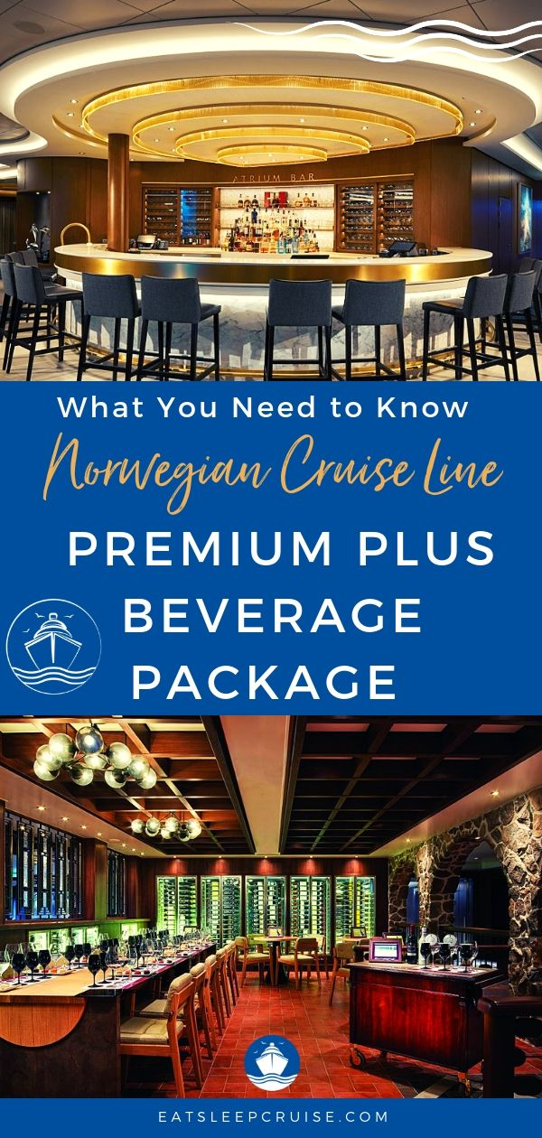 What You Need to Know About Nprwegian Cruise Line's New Premium Plus Package
