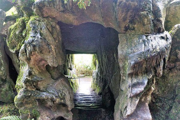 Wishing Steps Blarney Castle