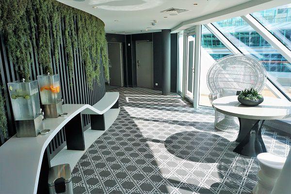 Celebrity Edge SEA Thermal Suites Entrance