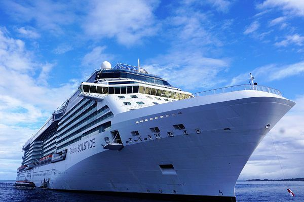 Celebrity Solstice Ship Scorecard Review