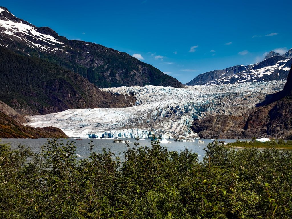 Mendehall Glacier Visitor Center