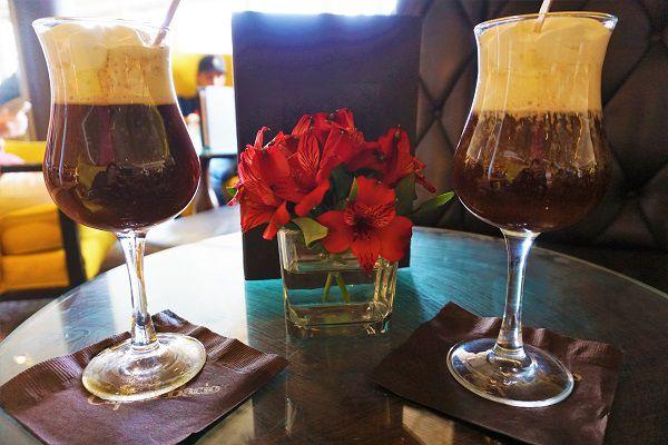 Cafe al Bacio Drinks on Celebrity Solstice