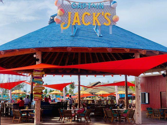 Captain Jacks Venue