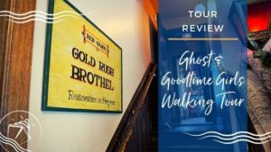 Ghost and Goodtime Girls Walking Tour Review