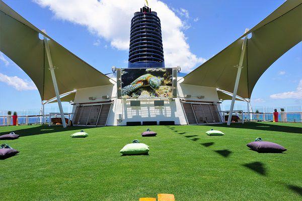 Celebrity Solstice Lawn Club