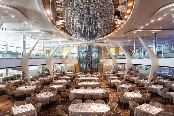 Celebrity Solstice Main Dining Room