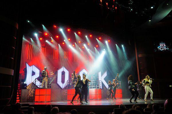 Rock City on Celebrity Solstice