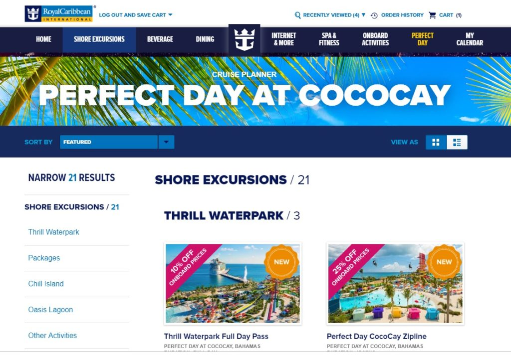 Perfect Day at CocoCay Tips and Secrets
