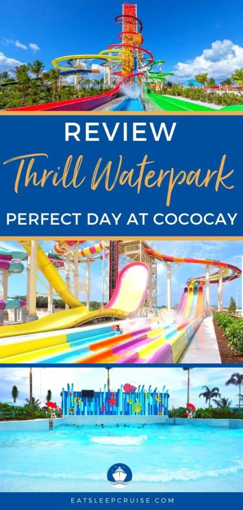 Thrill Waterpark Perfect Day at CocoCay Review
