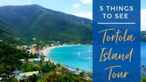 Tortola Island Tour