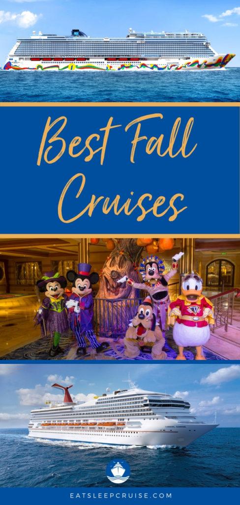 Best Fall Cruises 2019