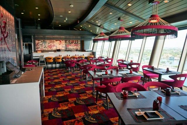 Navigator of the Seas Restaurant Guide