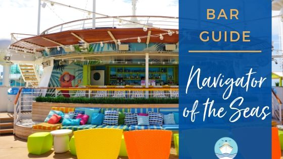 Guide to All the Navigator of the Seas Bars