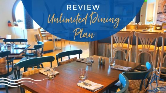 Royal Caribbean Unlimited Dining Plan