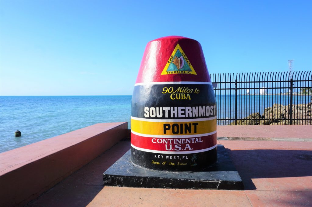 The Southernmost Point of the USA