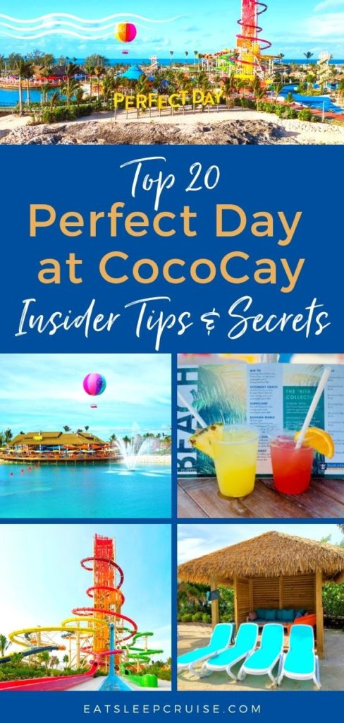 Tips for Perfect Day at CocoCay
