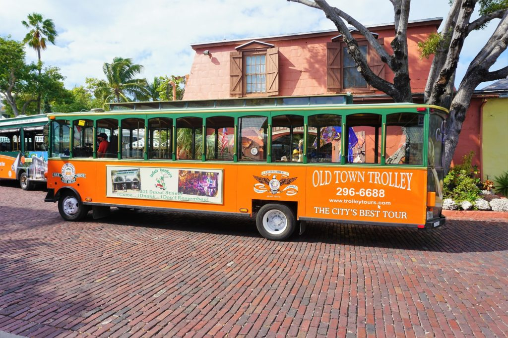 Key West Old Town Trolley Tour Review