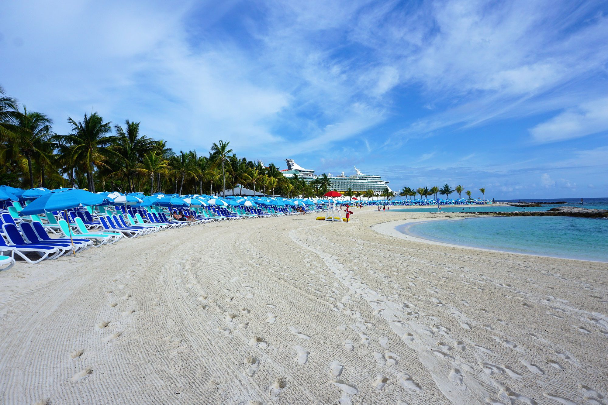 Chill Beach Perfect Day at CocoCay