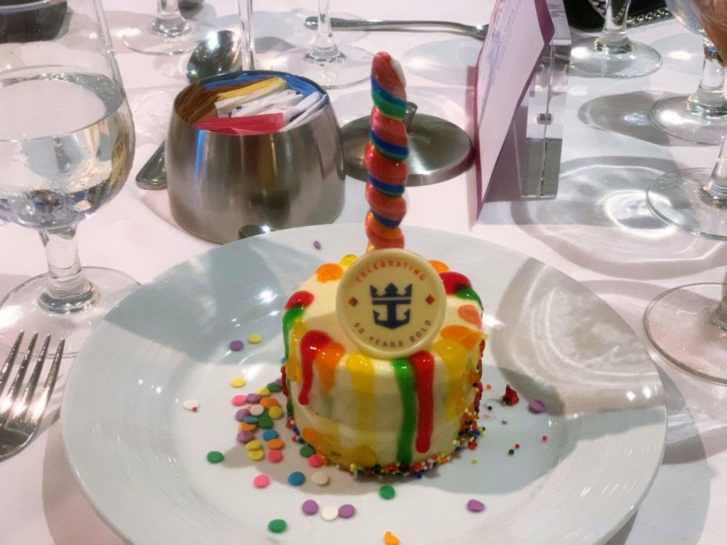 Top Foods on Royal Caribbean Ships