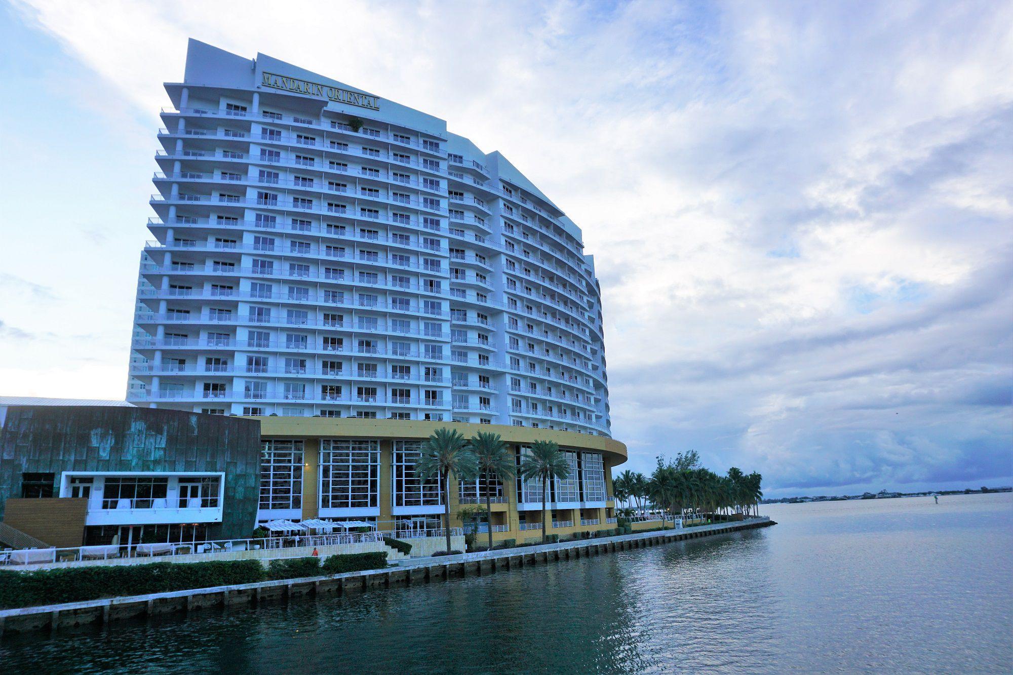 Mandarin Hotel in Miami, FL