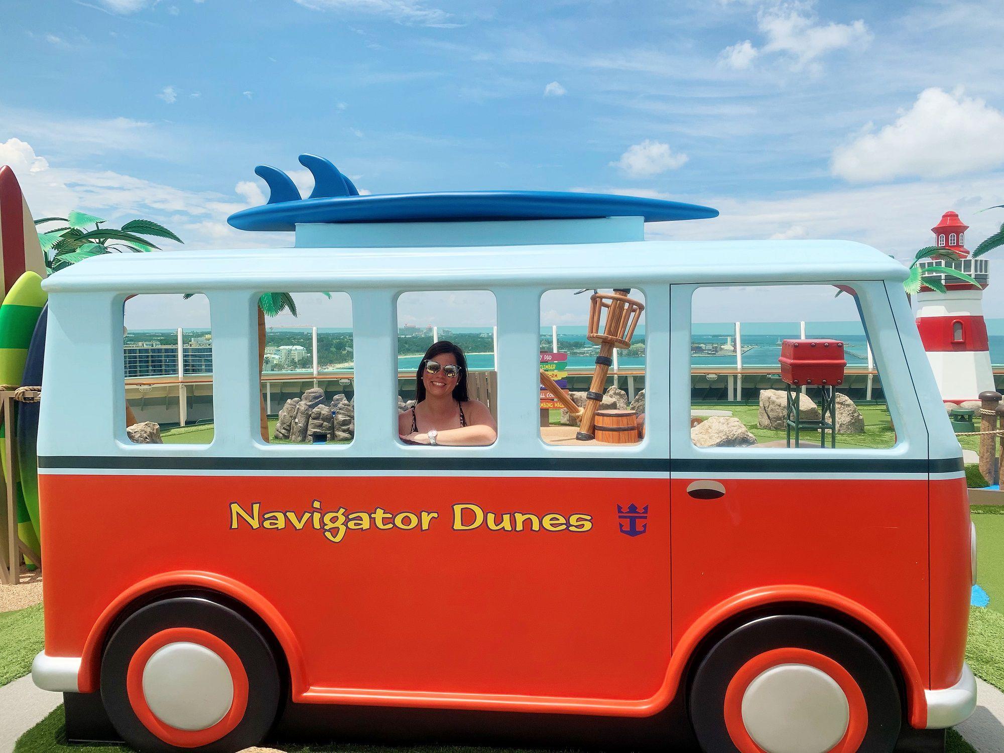 Navigator of the Seas Dunes