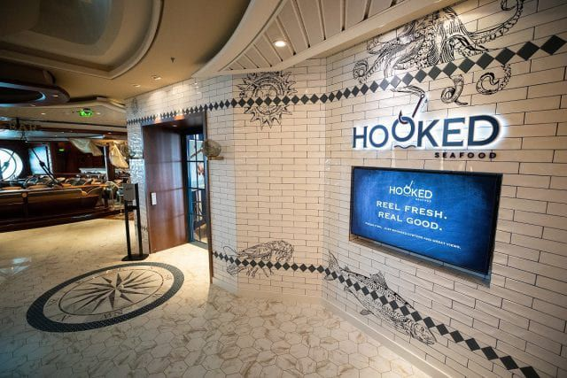 Navigator of the Seas Hooked Seafood Review