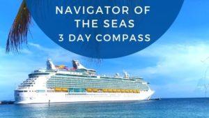 Navigator of the Seas Cruise Compass
