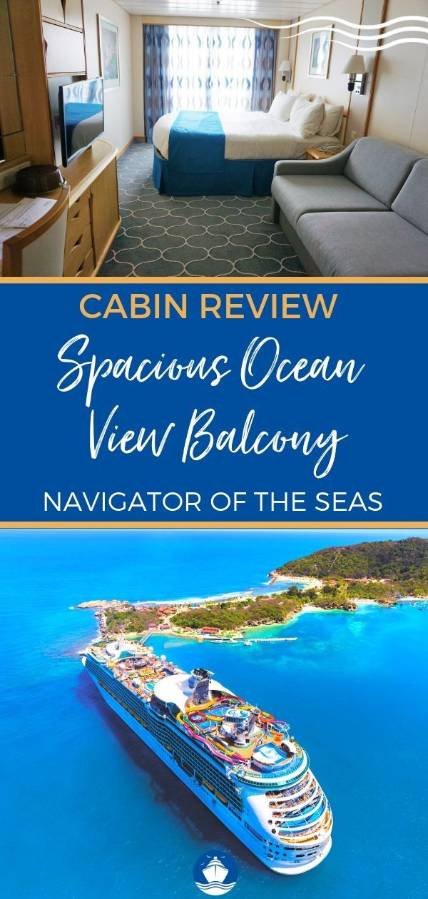 Navigator of the Seas Spacious Ocean View Balcony Review