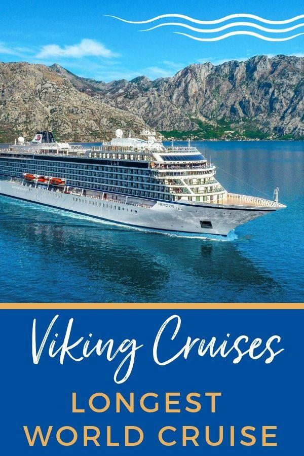 Viking Cruises Longest World Cruise