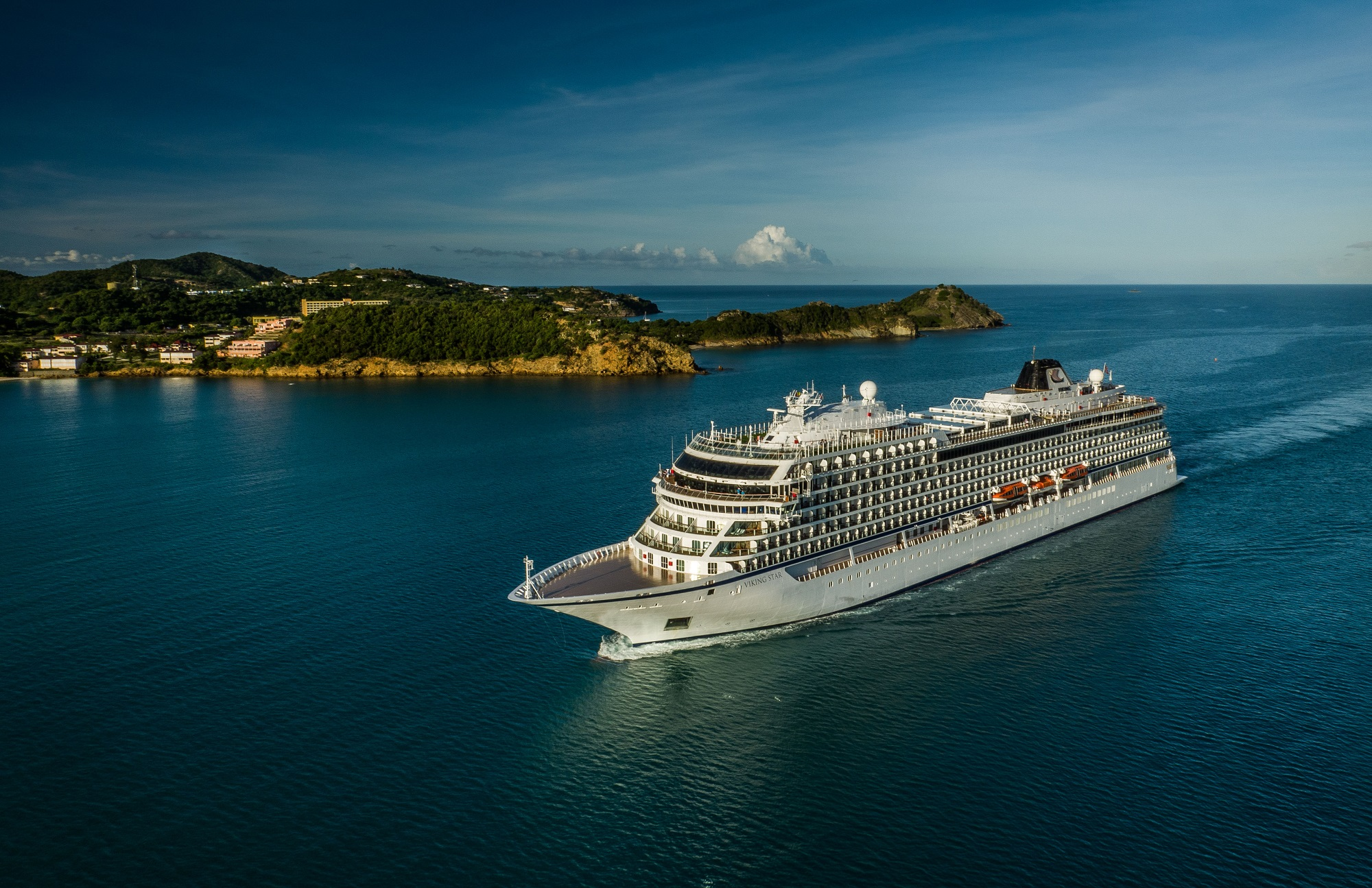 Longest World Cruise