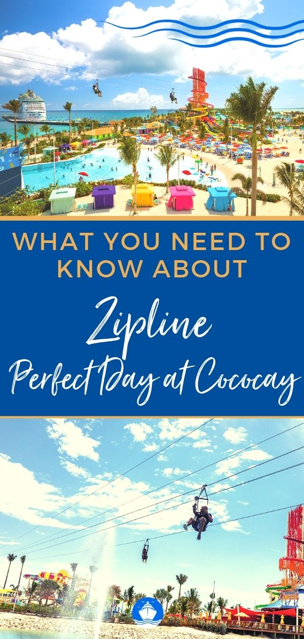 Zipline Perfect Day at CocoCay