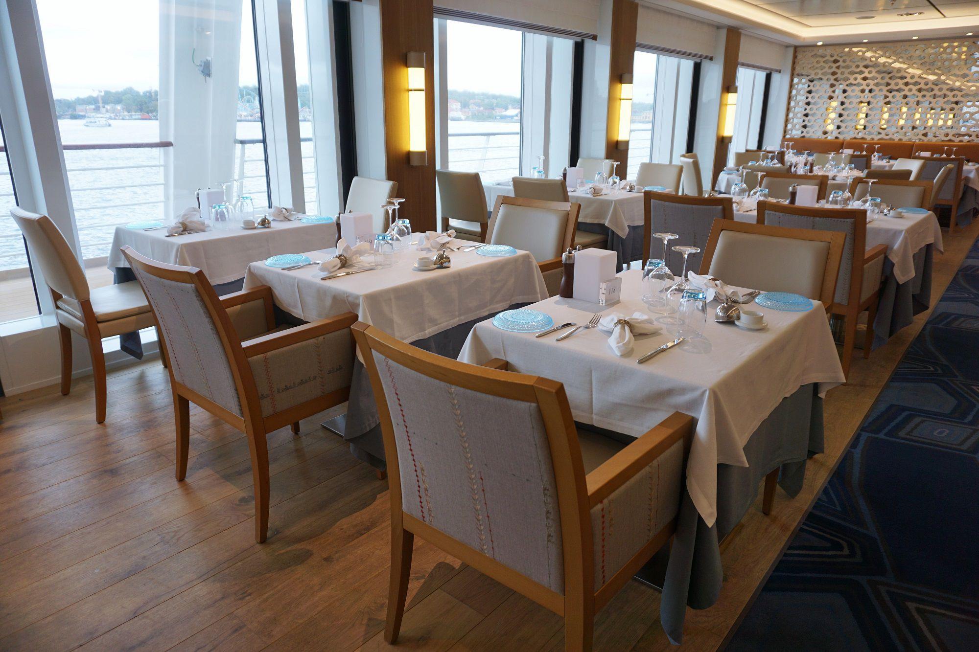 The Restaurant on Viking Jupiter