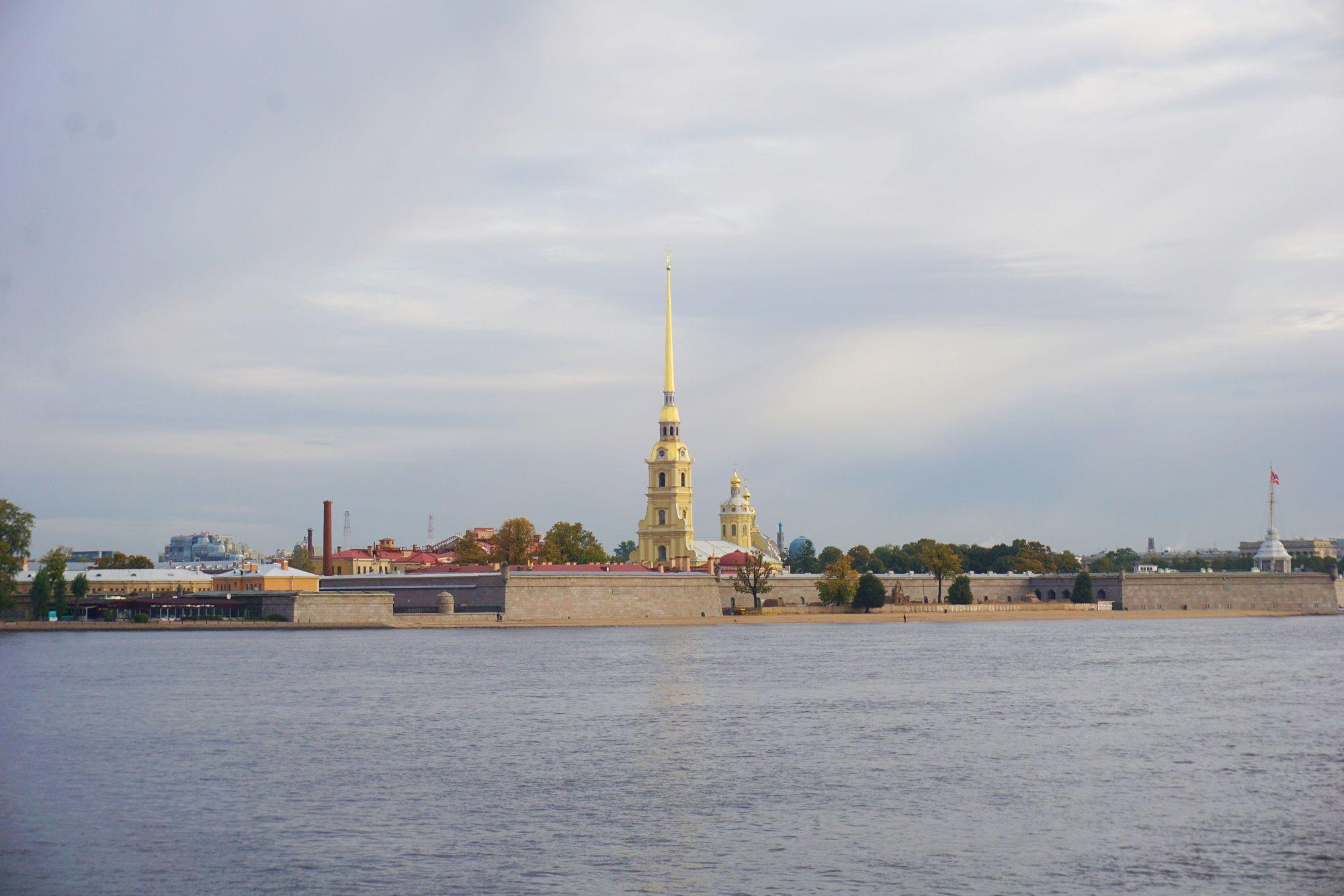 Russian Photo Op