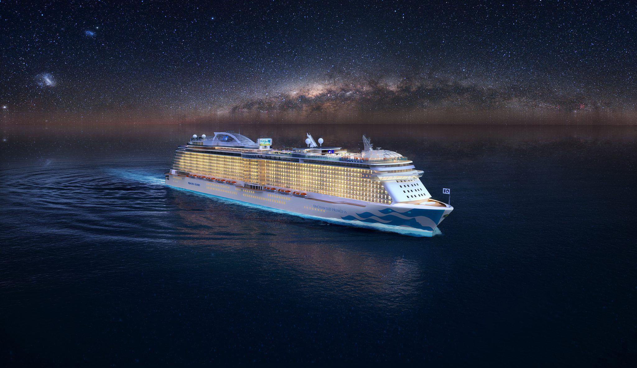 new cruise ships for 2020