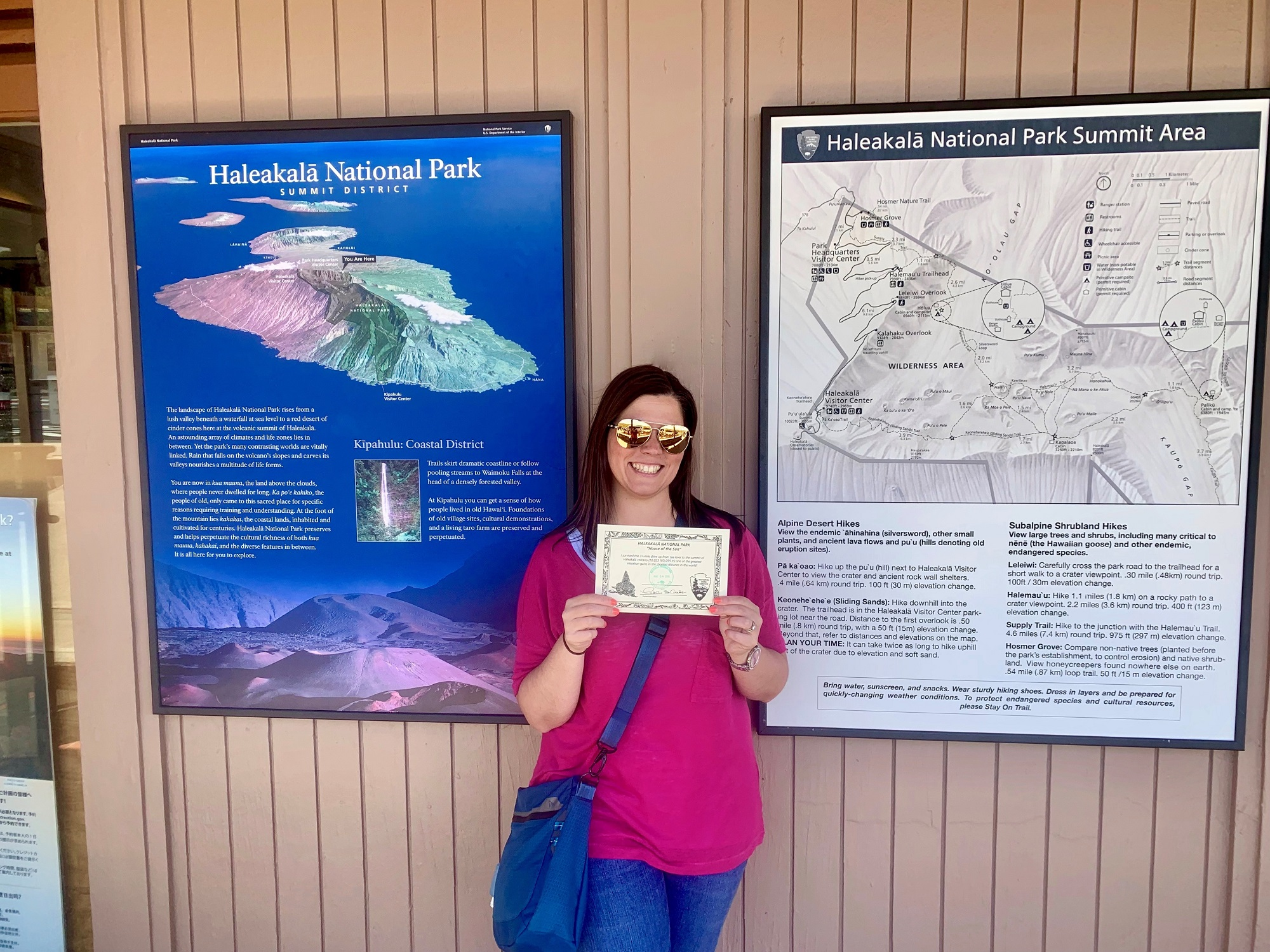The Princess at Haleakala Crater Welcome Center